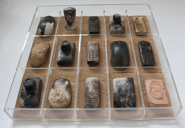 Fossil Collection from 21st Century Information, Technology & Communication
