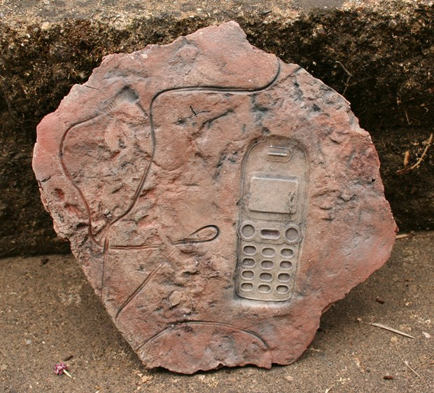 P5 (Mobile Phone) Fossil Imprint