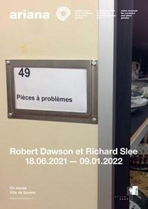 Pièces à problèmes, by Robert Dawson