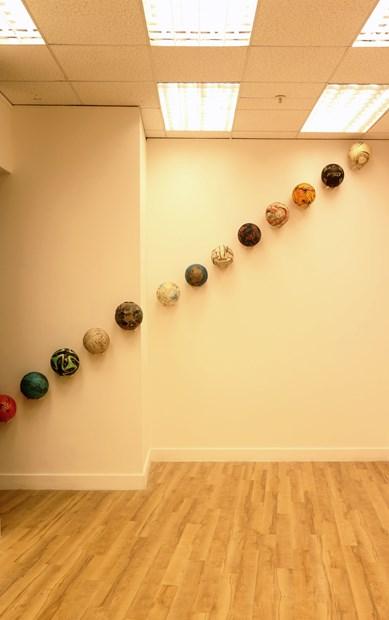 River balls