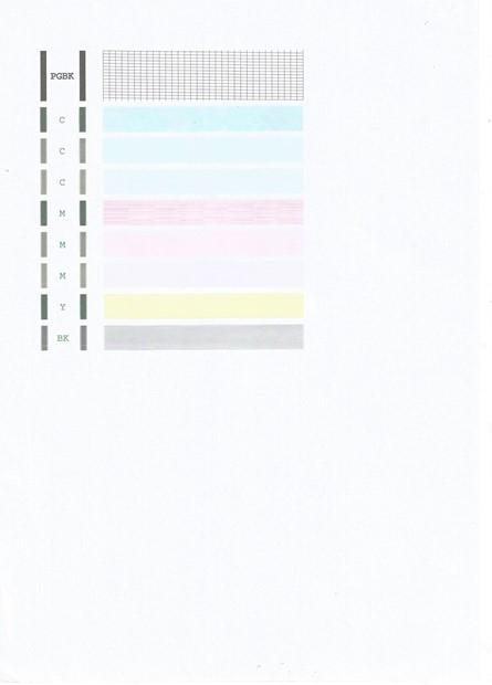 Test print