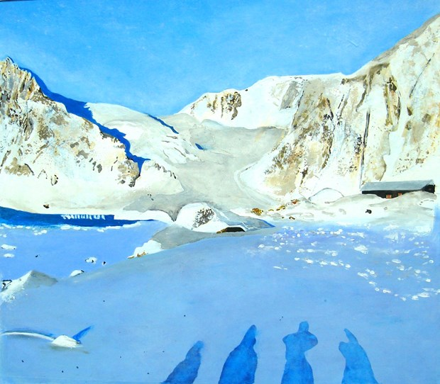 The Photographer (Rothera '76)