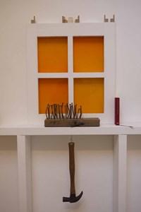 Building Walden 2014 (ArtSway, Hampshire Open Studios), by Simon Beeson