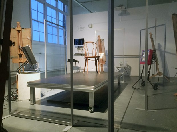 The Munnings Room NUA, by Jeremy Webb