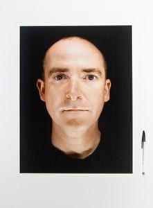 Portrait of Simon Moore, by Jeremy Webb