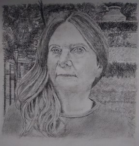 Poet, by Charlotte Harker