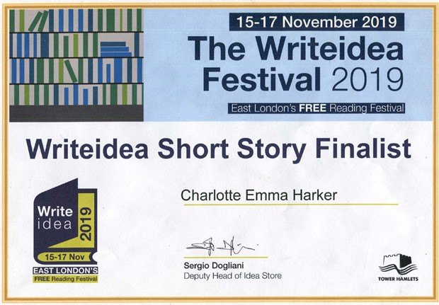 Write Idea Short Story Prize