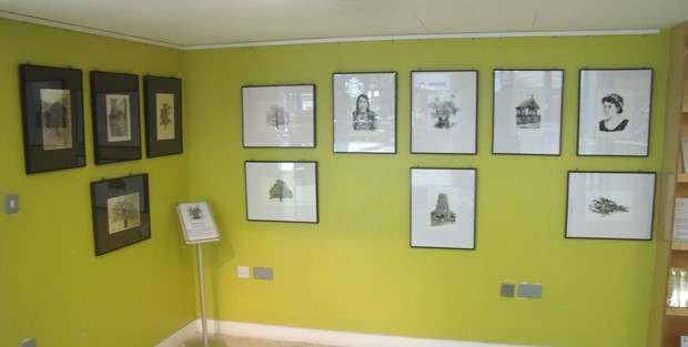 Green Gallery Exhibition 2018