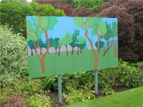 Garden Billboard