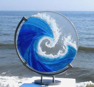 Wave, by Ailsa Nicholson