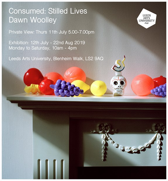 Consumed: Stilled Lives