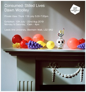 Consumed: Stilled Lives, by Dawn Woolley