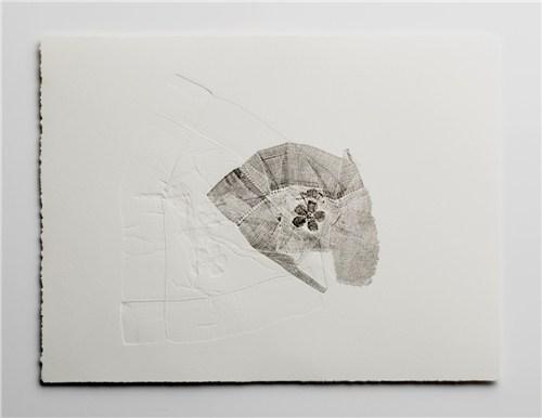 Folds - Embossed Print Series