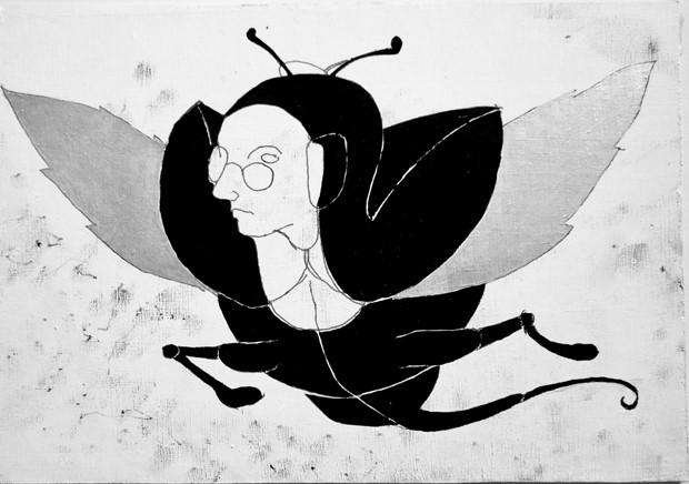 Bosch's Gremlin Flying
