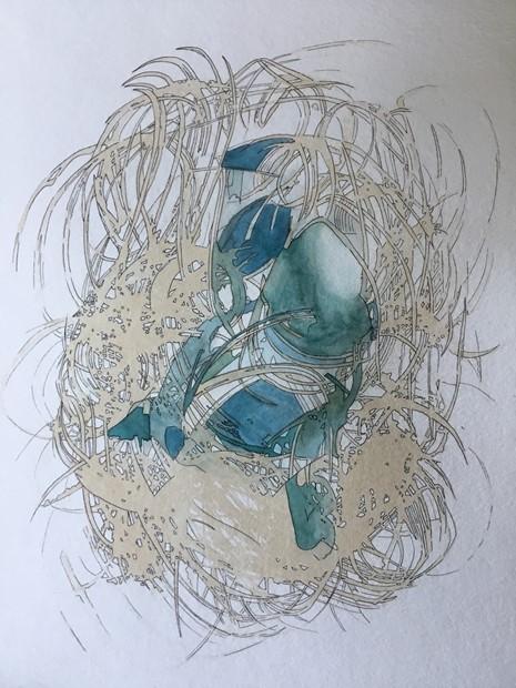 Here, by Frances Brennan