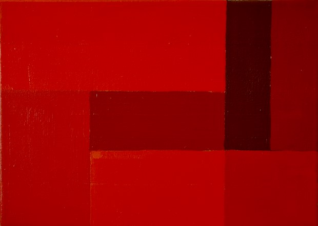 Red Composition 1