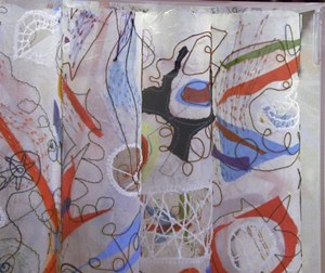 Clear View (detail), by Jenni Cadman