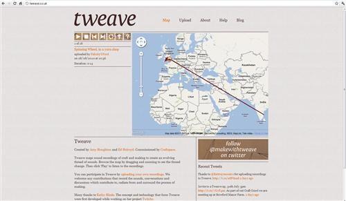 Tweave