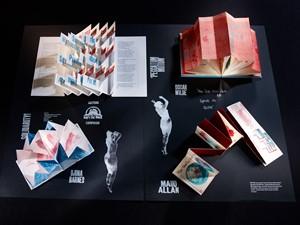 Printmaking & Bookmaking Workshop, by Theresa Easton