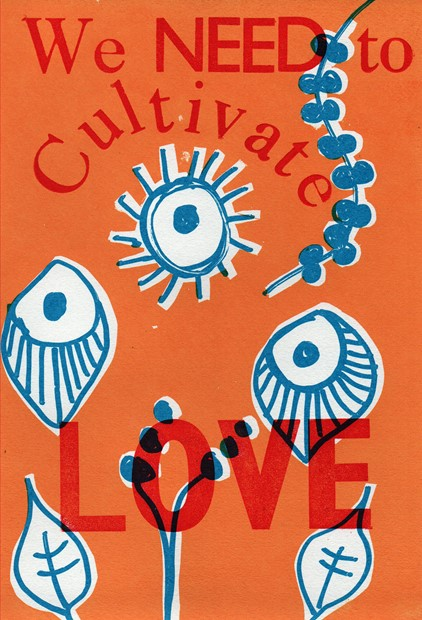 We need to Cultivate love
