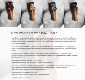 Now, where are we? 1967-2017, by Guy Burch