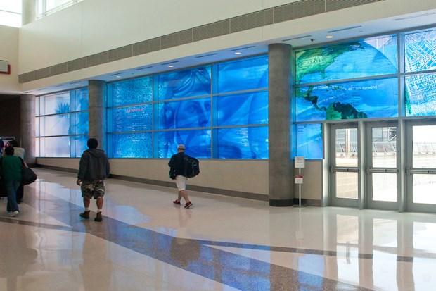 Dallas Lovefield Airport, Dallas, USA
