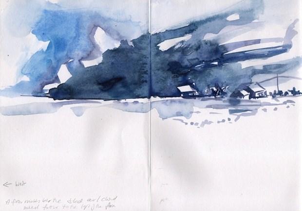 Notebook Clouds - Credit: Doris Rohr