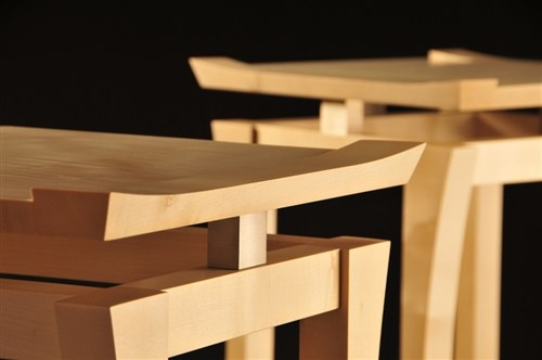 'Torii' Side tables