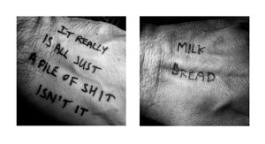 It Really is All / Milk Bread, by James Gregory