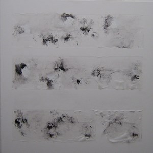 chalk and flint series [iii], by Sue Knight