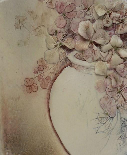 Hydrangea Vase,