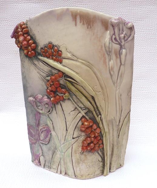 Iris Foetidissima Vase