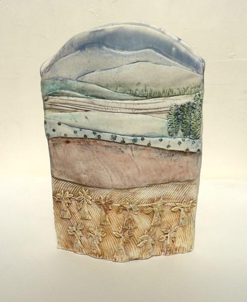 Cornfield Vase