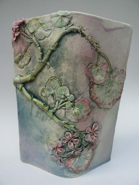 Geranium Vase