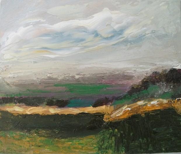 view Over Ilmington 2