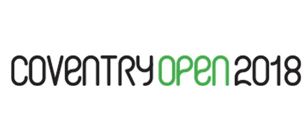 Coventry Open 2018, by Sharon Baker
