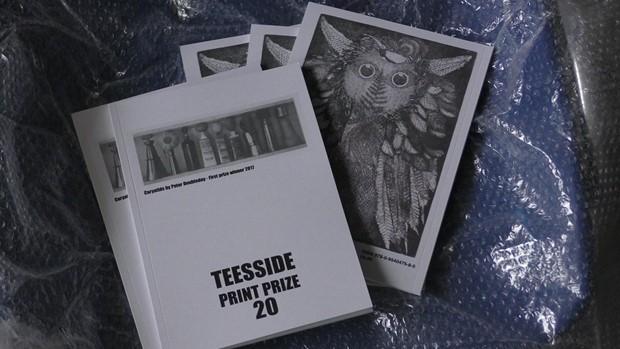 Teeside Print Prize 2020