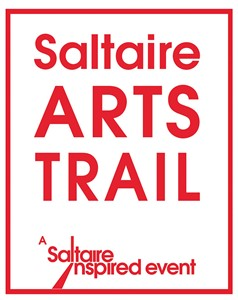 Saltaire Arts Trail Open Houses 2018, by Sharon Baker