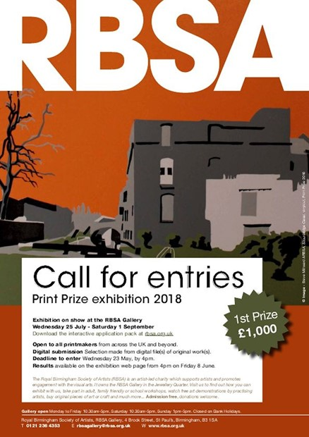RBSA Print Prize 2018