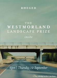 The Westmorland Landscape Prize Invite, by Sharon Baker