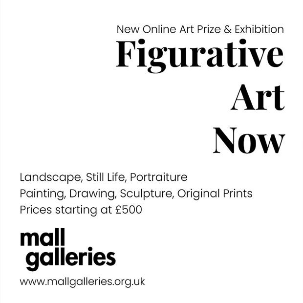Figurative Art Now goes live today 7th July!
