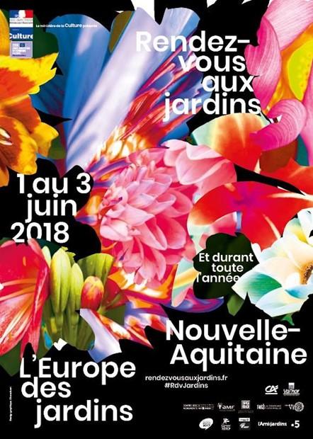 Rendez-vous aux Jardins 2018, by Sharon Baker