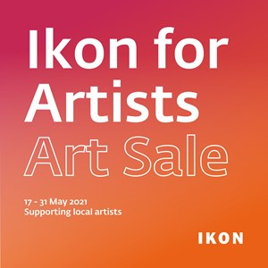 Ikon for Artists Opening Event, by Sharon Baker