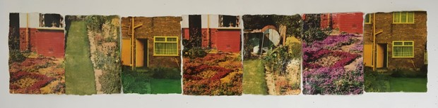 Riversdale Road Front and Back Garden 1992 I
