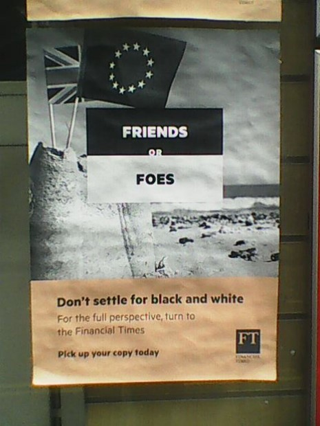 Poster, London, 2017