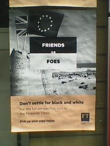 Poster, London, 2017, by Stuart Haden