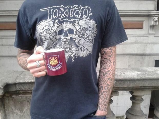 Mug shot of West Ham