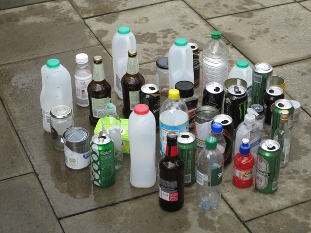 Recycle (photo documentary work)
