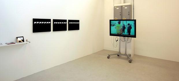 MA Art & the Public Sphere - final exhibition - Credit: Alan Duncan