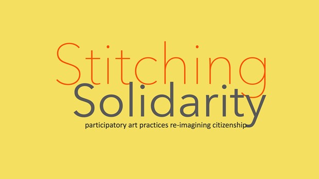 Stitching Solidarity II (September-ongoing 2020)